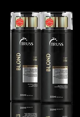 BLOND champú 300 ml + acondicionador 300 ml