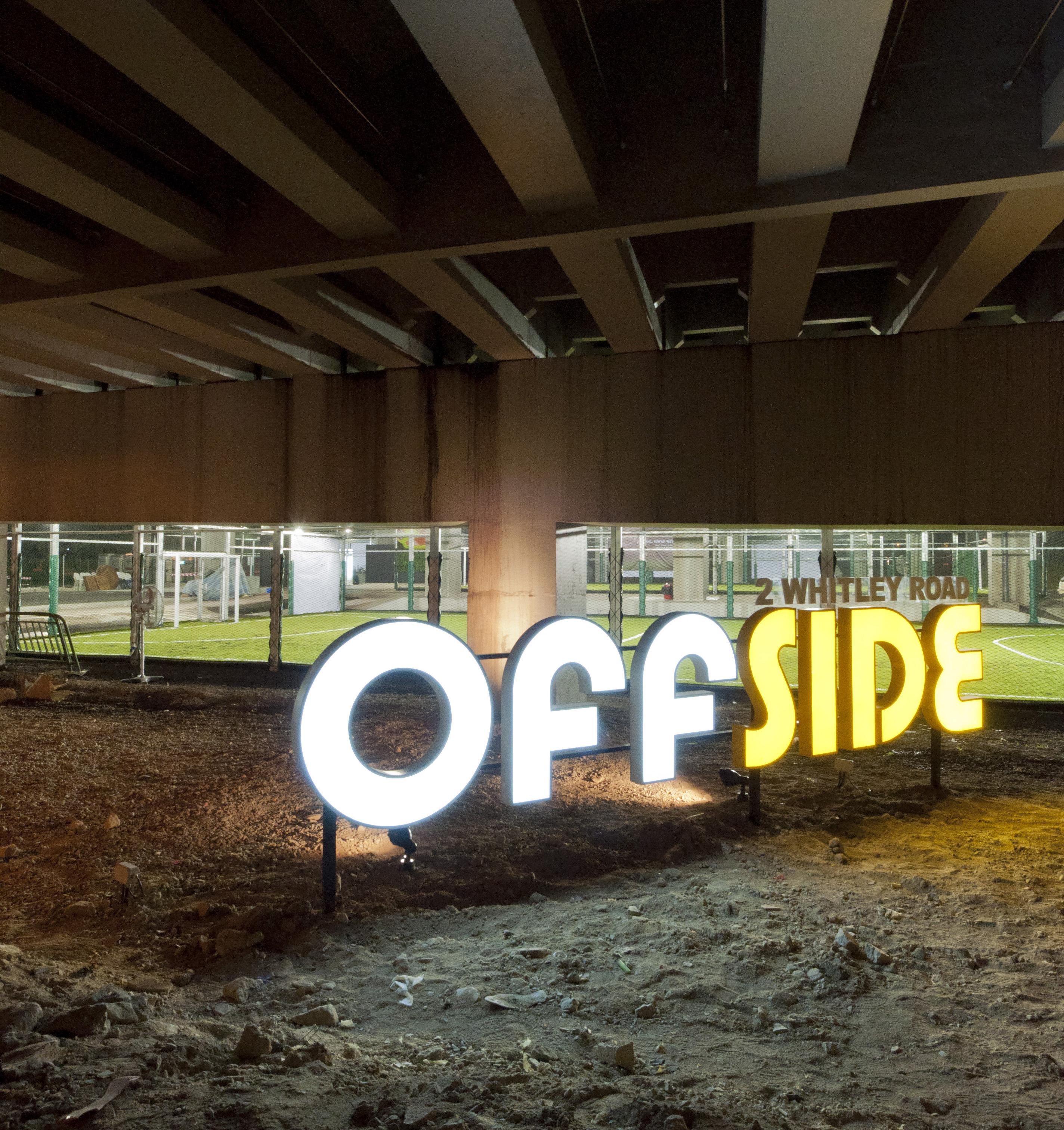 Offside Futsal Park
