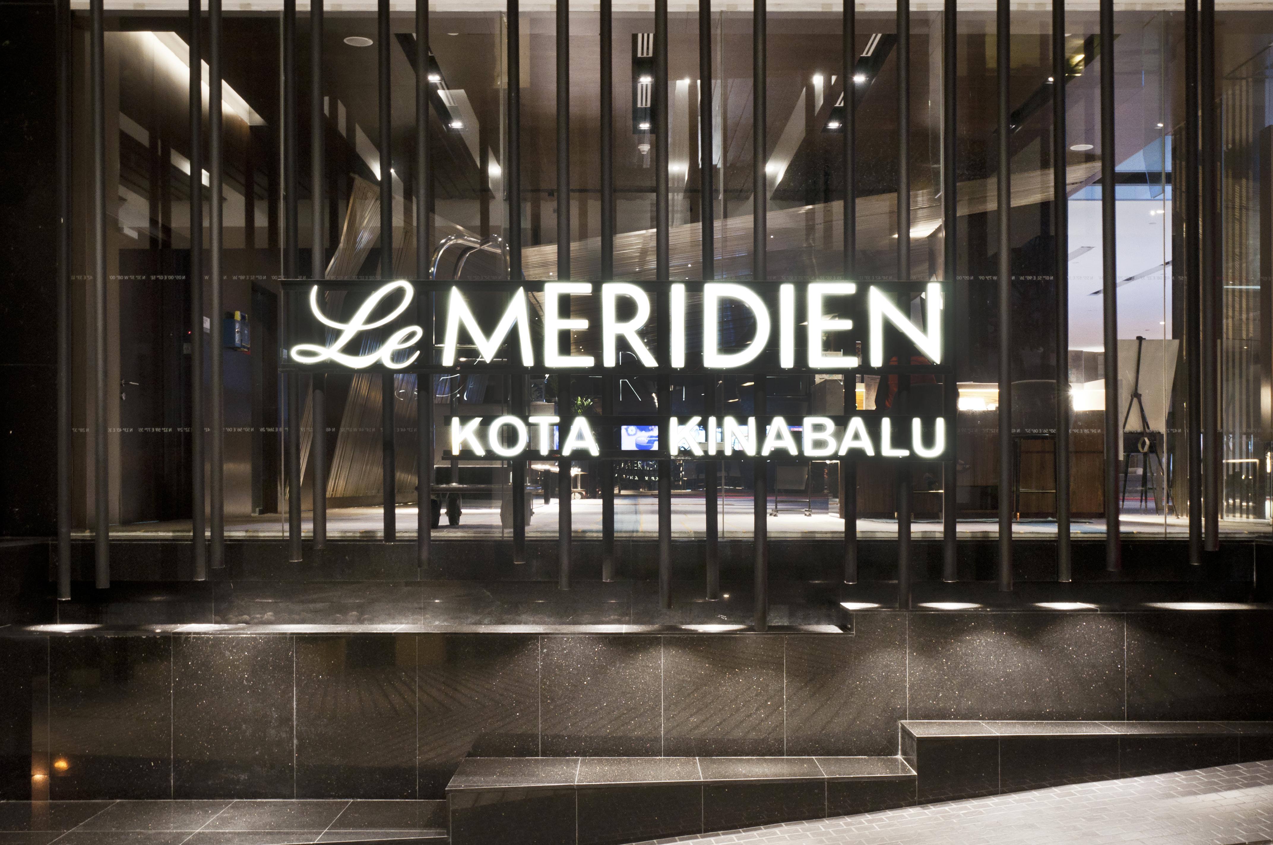 Le Meridien Kota Kinabalu Hotel