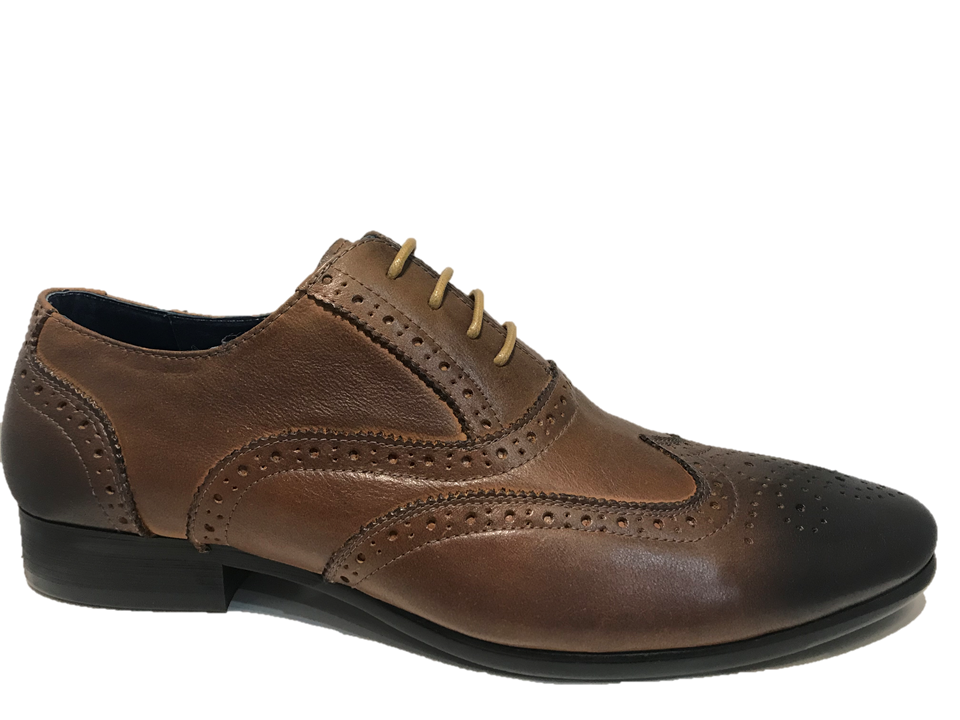 Martino Lace Up Brogue