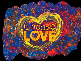 A Message from Pastor Chris – Choose LOVE