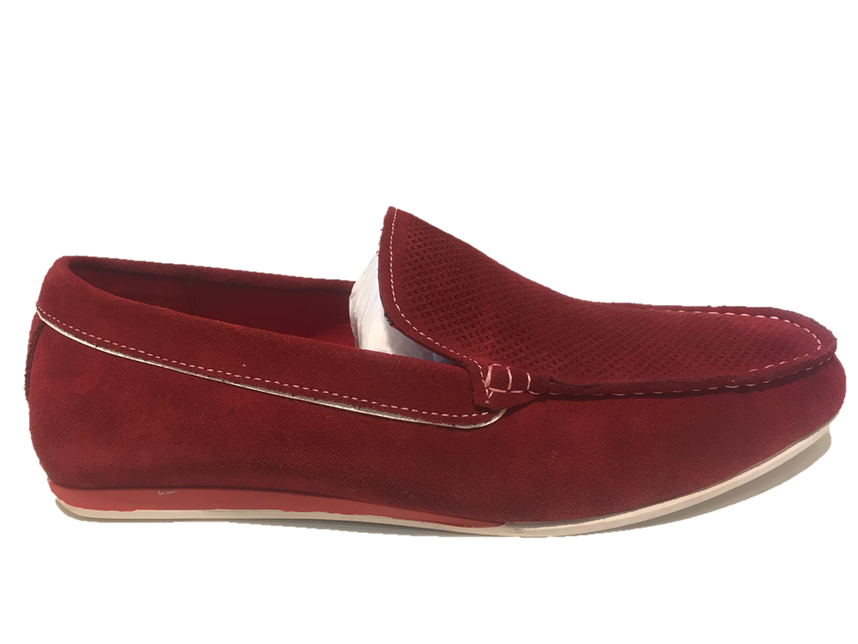 LBI01 Red Loafer