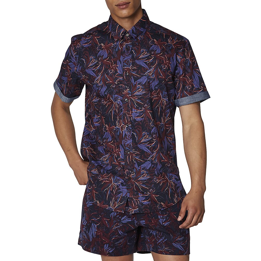 BU1011025 BEN SHERMAN TROPICAL FLORAL