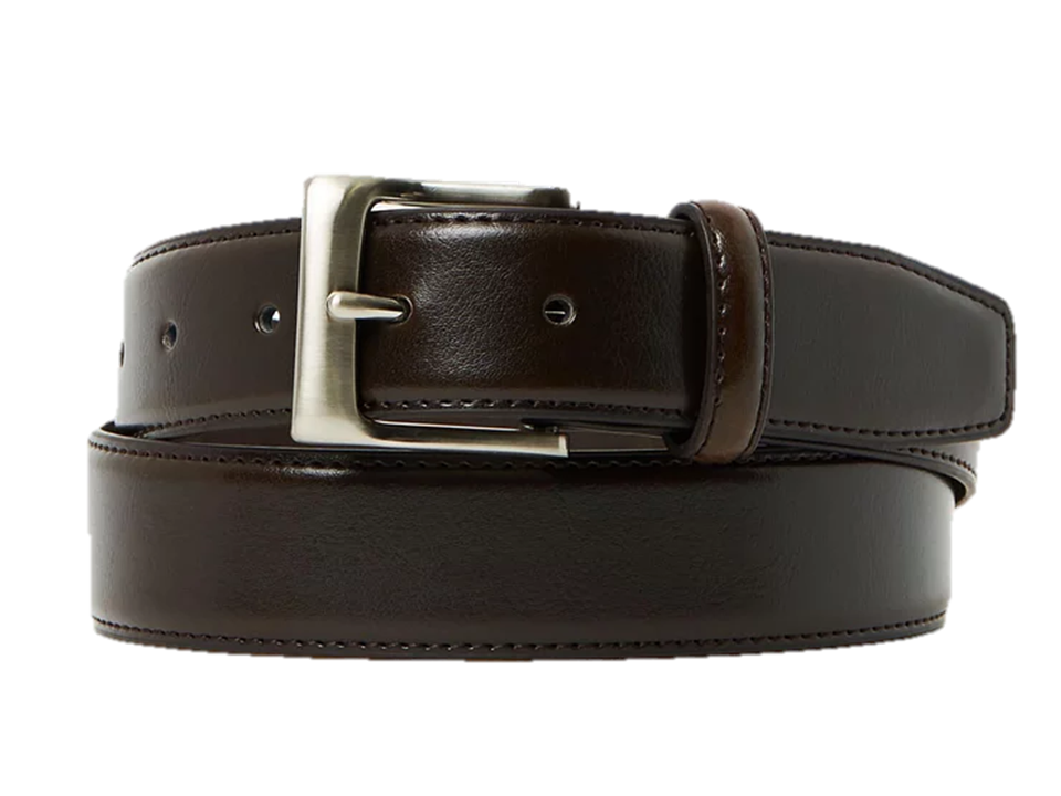Royce Leather Belt chestnut
