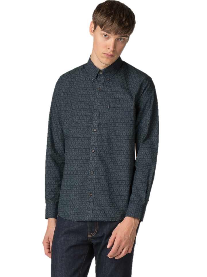 Ben Sherman Distressed Shirt.