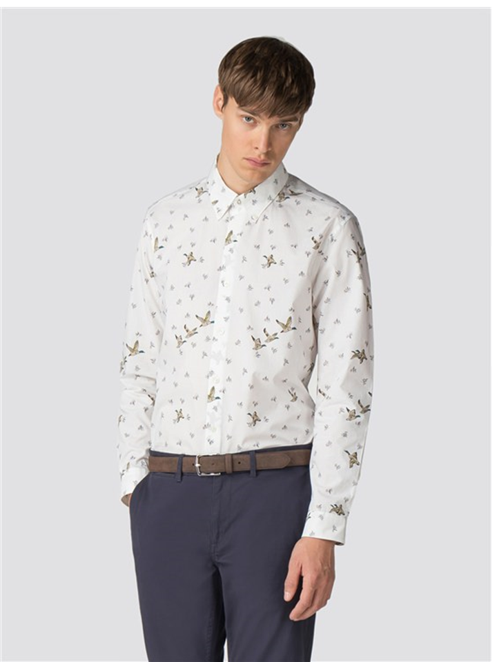 Ben Sherman Duck Shirt
