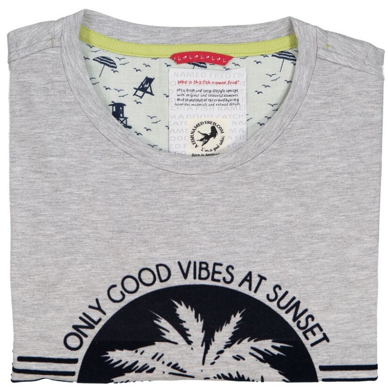AFNF 81.401 Good Vibes Gray Silver