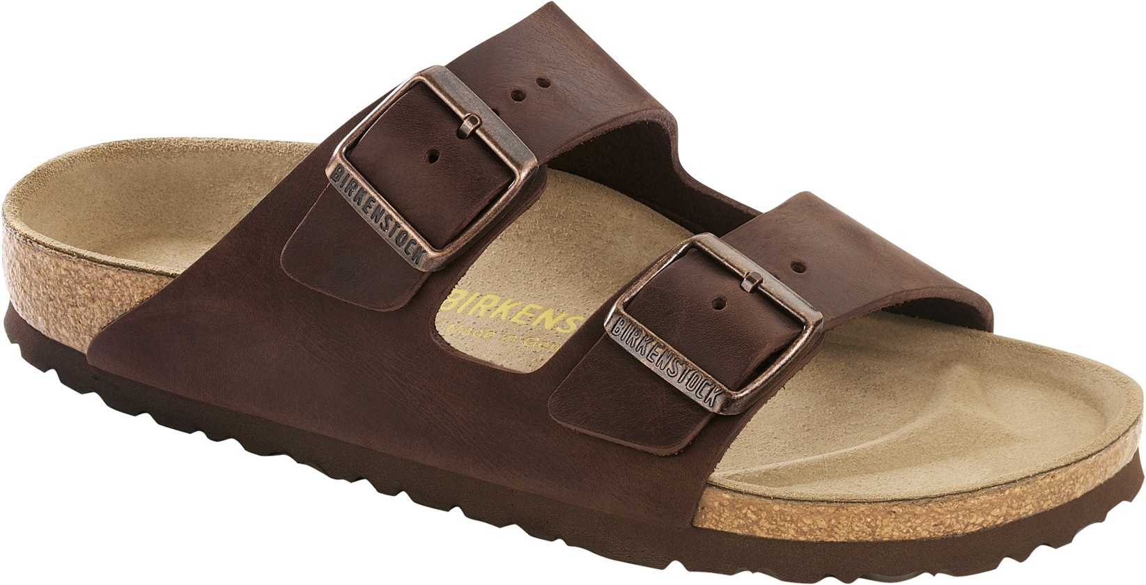 52531 Birkenstock Arizona Habana Oiled
