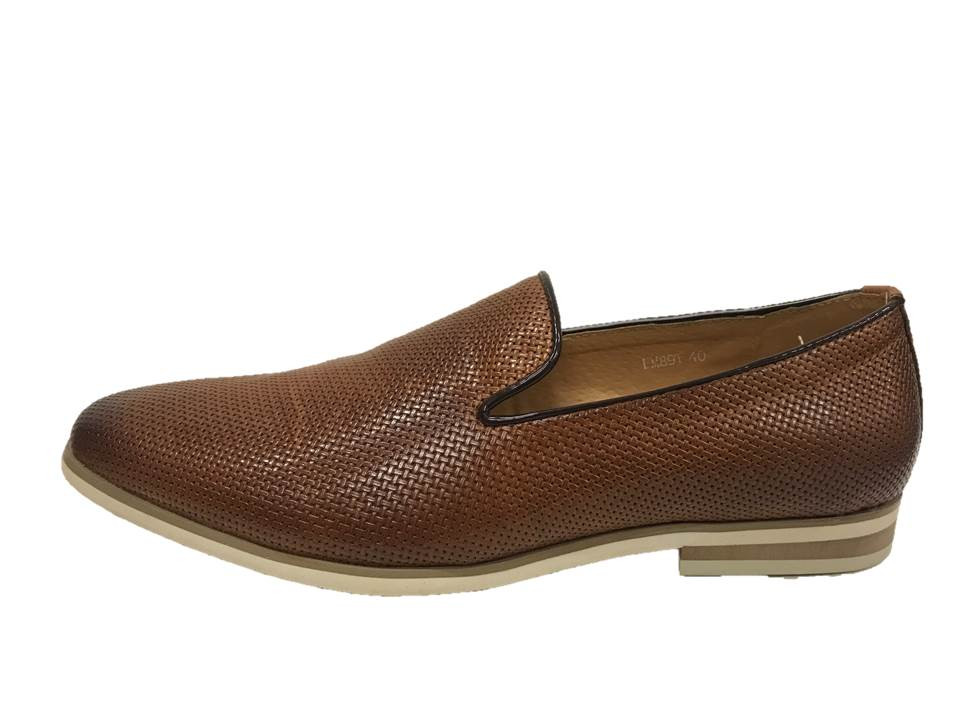 FM89 Platt Loafer Tan