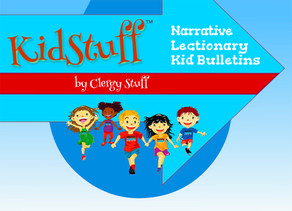 Kids Bulletins Are Now Available On Our Website