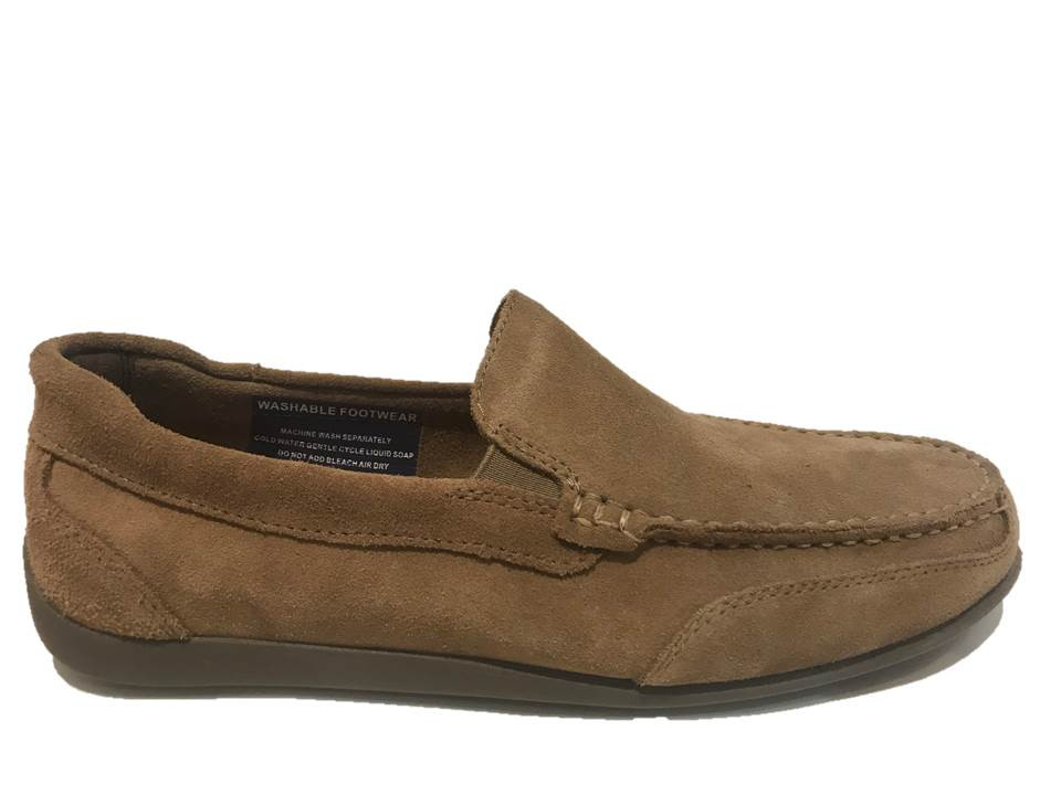 H80108 Rockport Venetian Loafer Brown