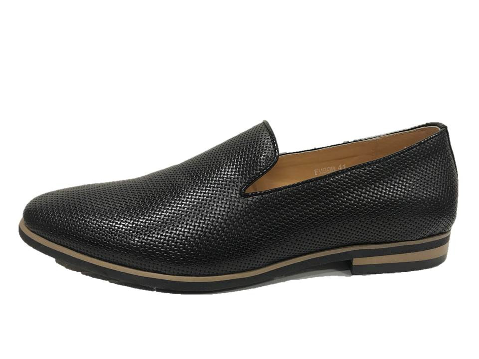 FM89 Platt Loafer Black