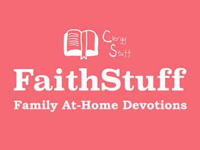 Faith Stuff Family At-Home Devotions