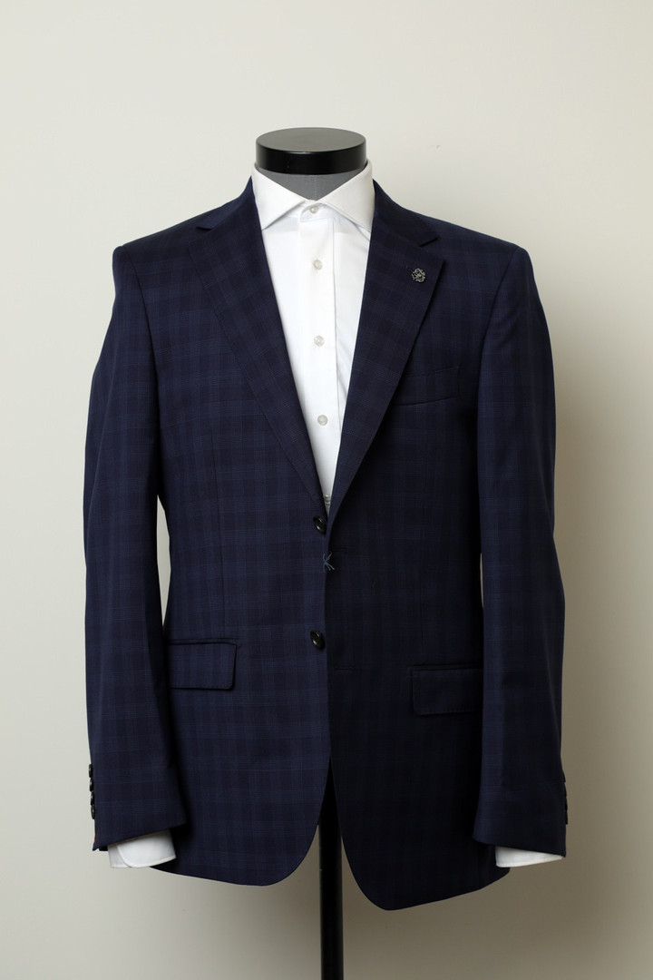 Cambridge Morse Check Jacket