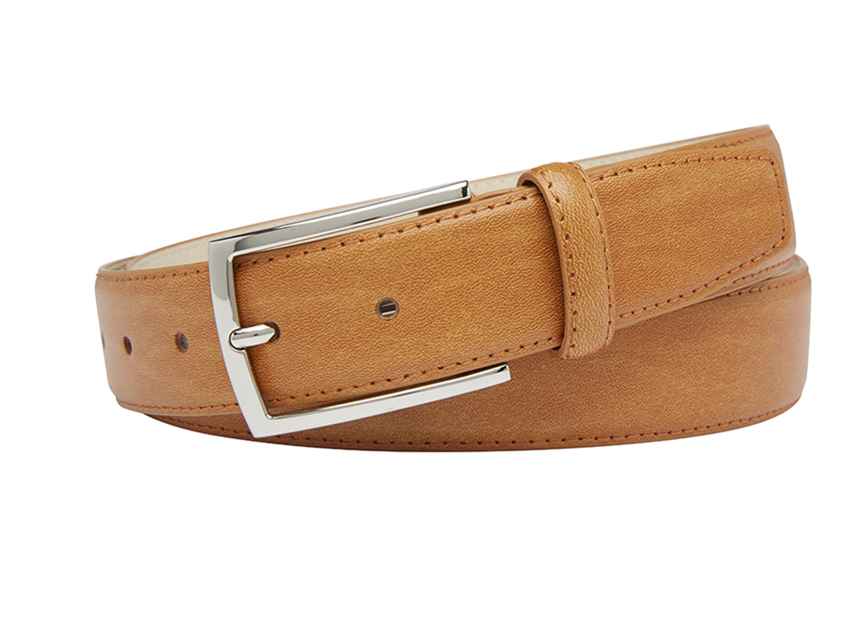 Basque Leather Belt