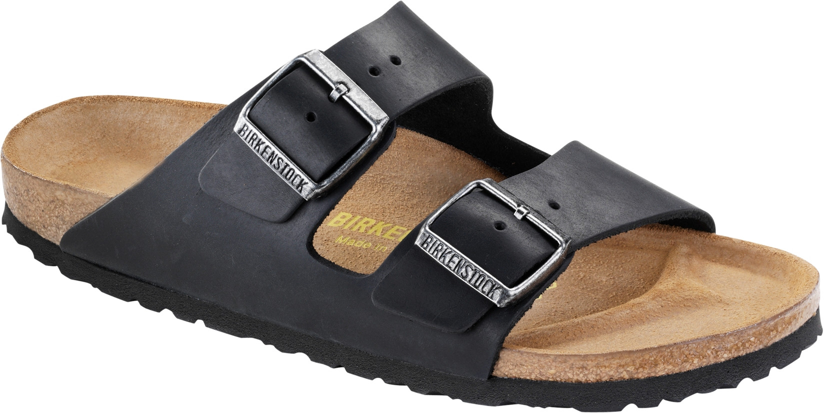 552111 Birkenstock Arizona Oiled Black