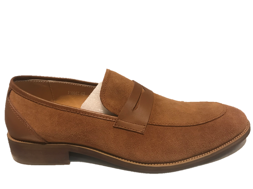 FM44 Martino Suede Slip On