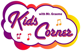 Visit the Trinity Kids Corner for Songs with Mr. Graeme