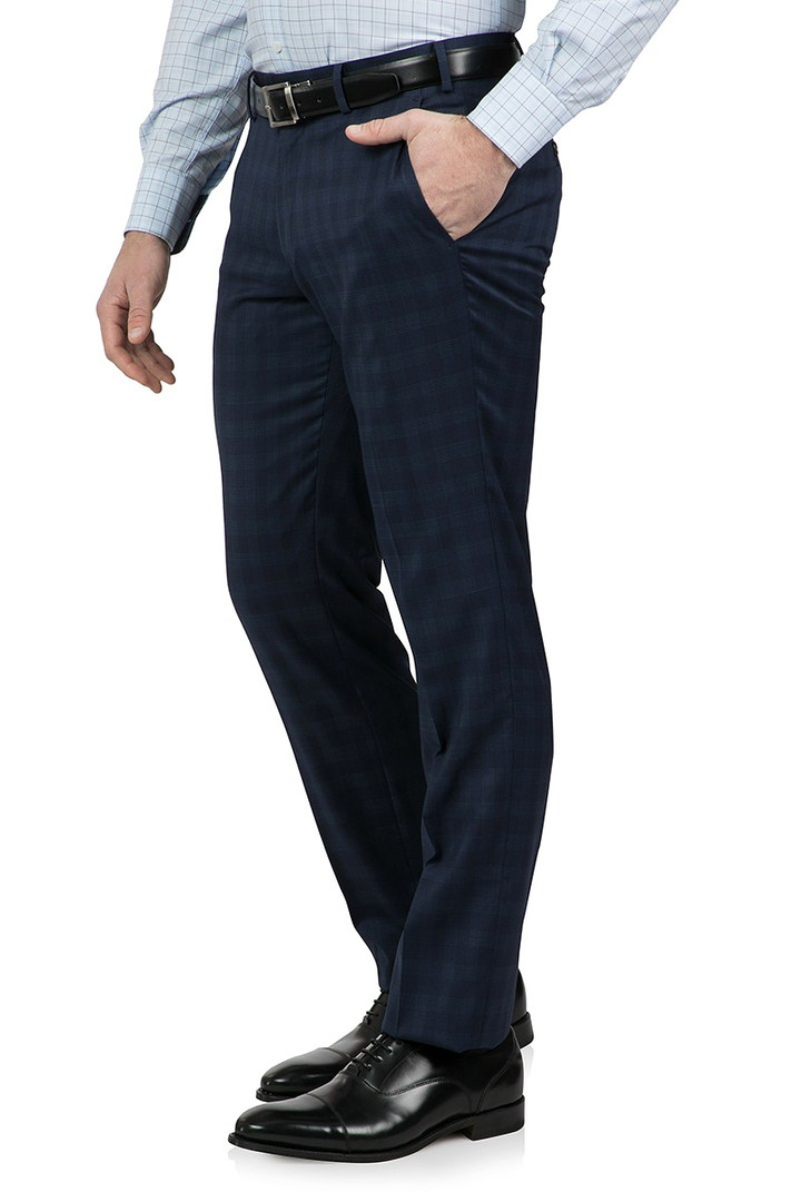 Cambridge Morse Check Trouser