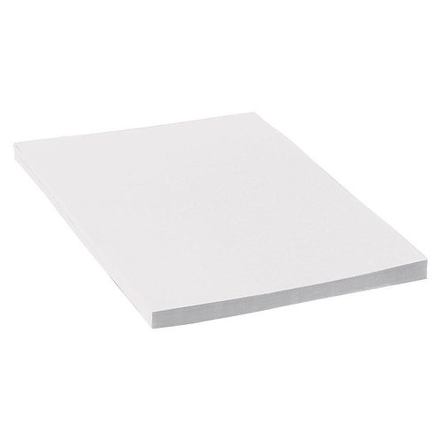 Folha em branco papel de arroz