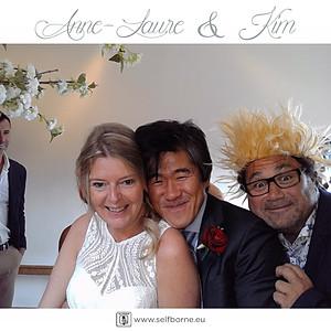 Anne-Laure & Kim