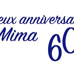 60 ans ça se fête