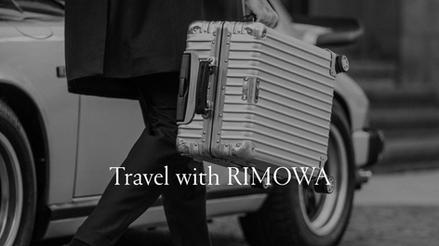 Rimowa x Hodinkee Crafted & Carried