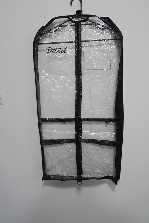 Wide Gusset Garment Bag