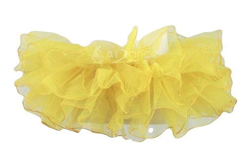 Child Yellow elastic Skirt