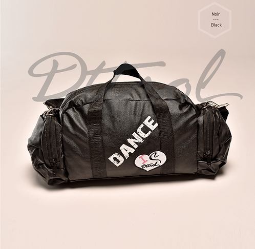 I Love Dttrol Dance Bag