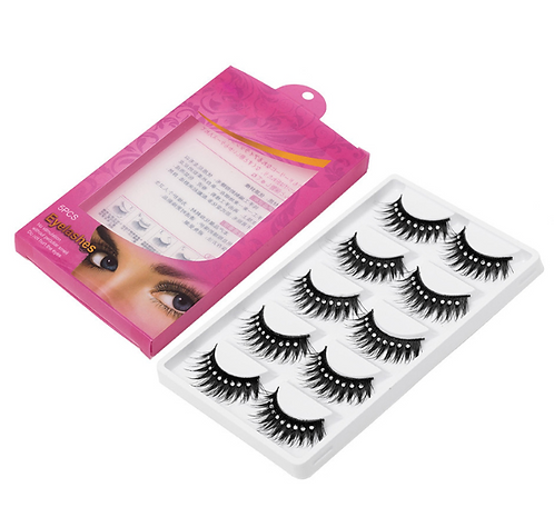 Diamonte Lashes 5 set pack