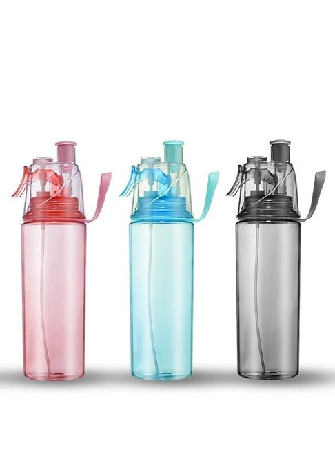 600ml Spray Drink Bottle