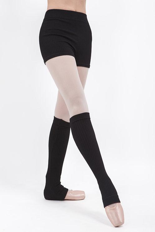 Bamboo Fiber leggins Black