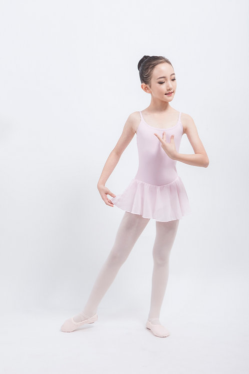 Children's Leotard with Skirt