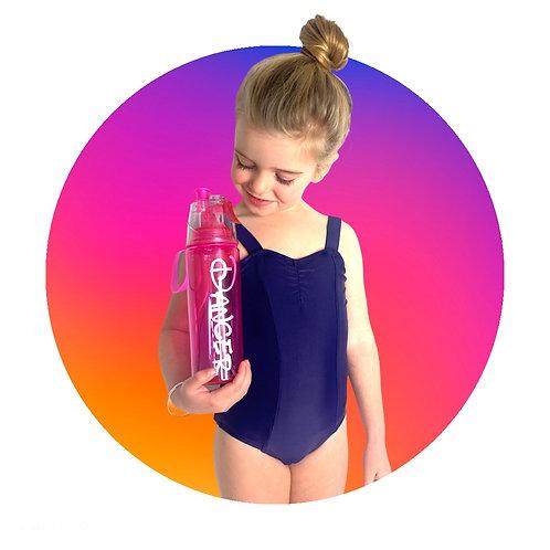 Personalised Water spray Drink Bottle