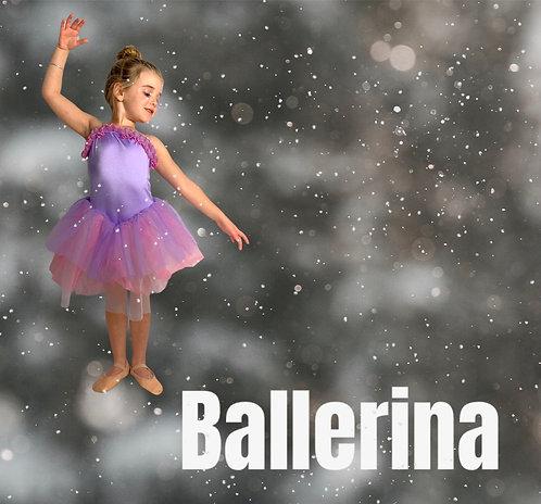 Purple Ballet dress