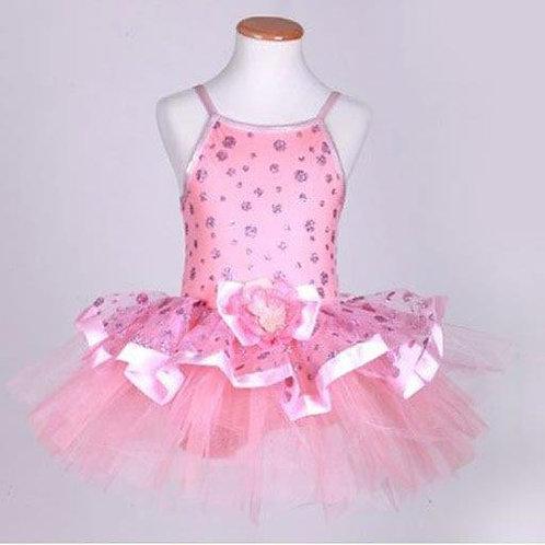 Pink Peony Costume