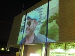 Proximity Festival. Film Projection. Perth Cultural Centre Art Gallery of WA