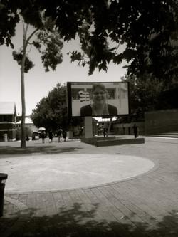 Proximity Festival 2012 Perth Cultural Centre Screening, Photo Credit: Sarah Nelson