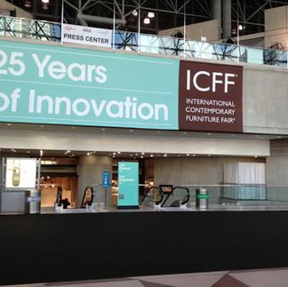 ICFF New York . USA
