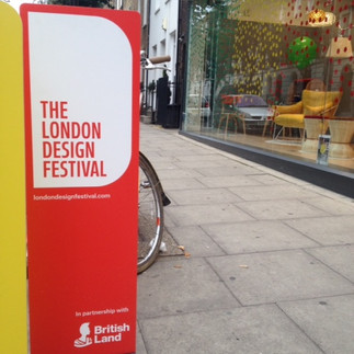 The London Design Festival . UK