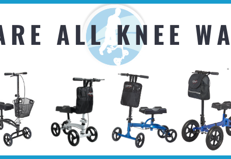 Helpful Hints to Get Used To Your Broken Ankle Scooter