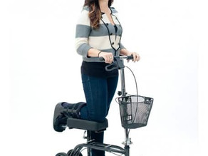 4 Reasons to Use a Knee Walker After An Injury