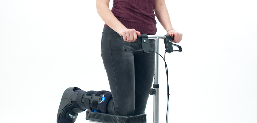What is a Non Weight Bearing Scooter?