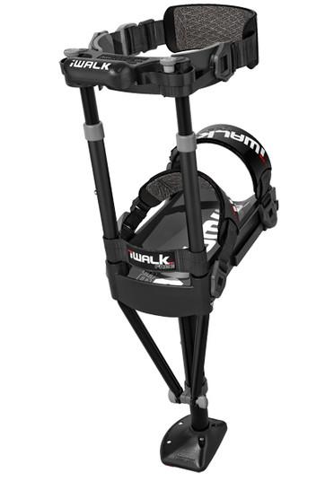 Crutches-hands free crutch-iwalk2.0-knee
