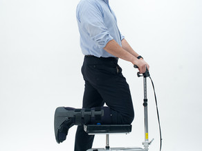What Is It Like to Be On A Broken Ankle Knee Scooter?