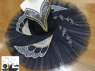 バレエ・黒鳥を作るー5