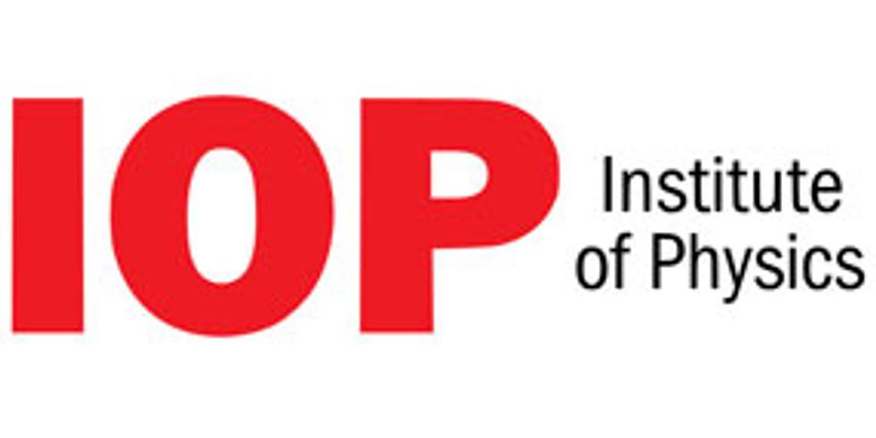 IOP Publications !