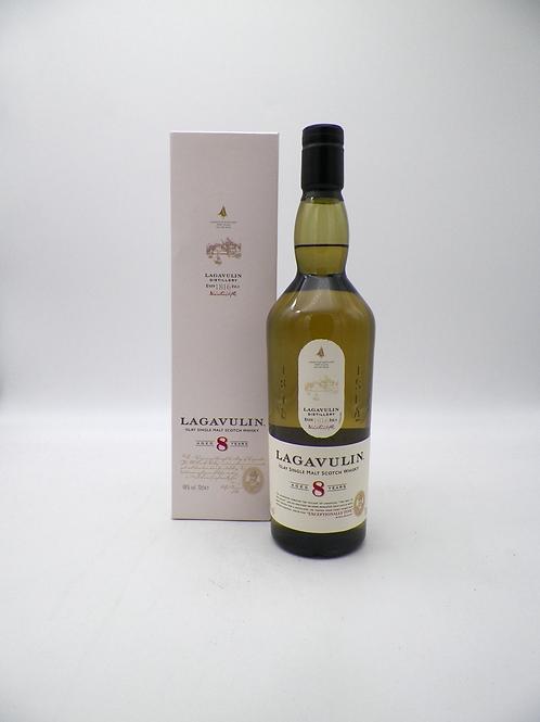 Whisky / Lagavulin, 8ans