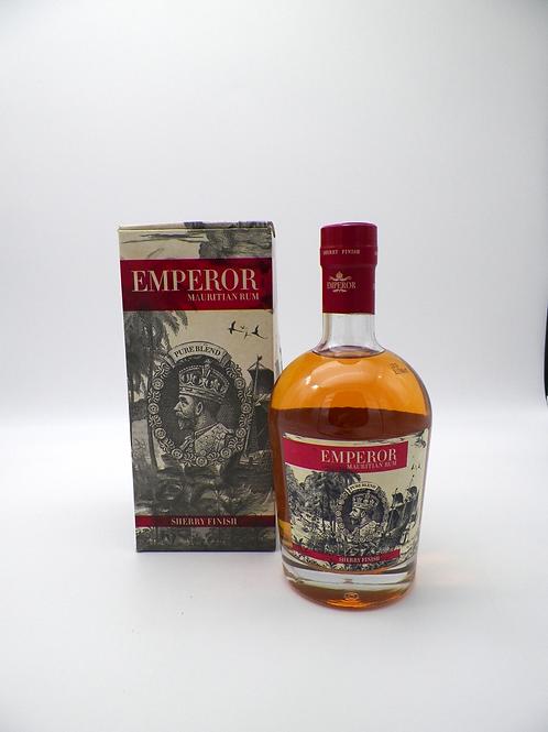 Rhum / Emperor Sherry Finish